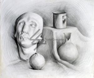 Сложен натюрморт