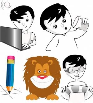 Рисунки за учебник