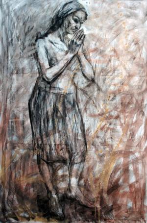 Молитва   скици