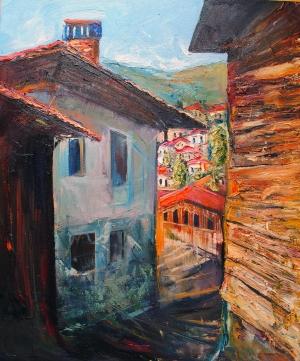 Пейзаж от Копривщица