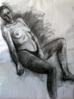 Етюд  скици